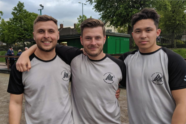 Advantage Blakey, Gould and Seville in Nottingham
