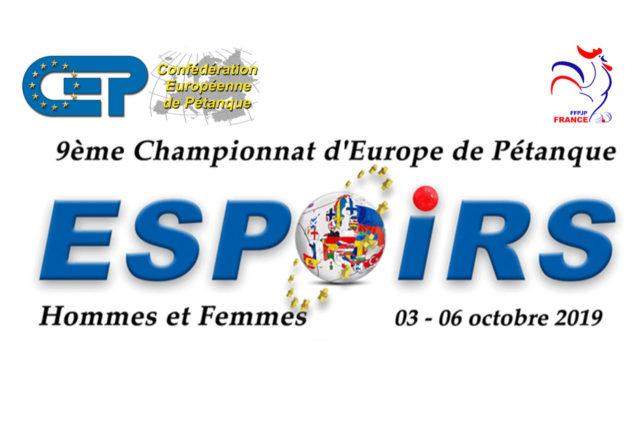 Female Espoirs – Championships update