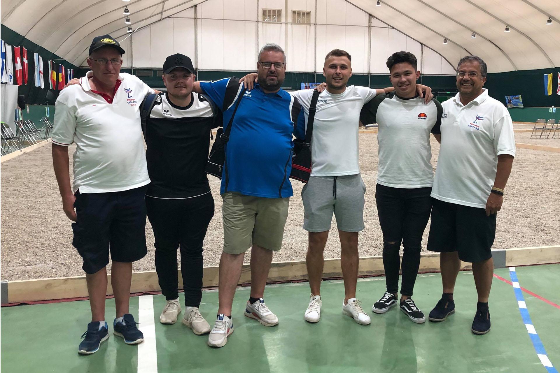 England Men Bulgaria