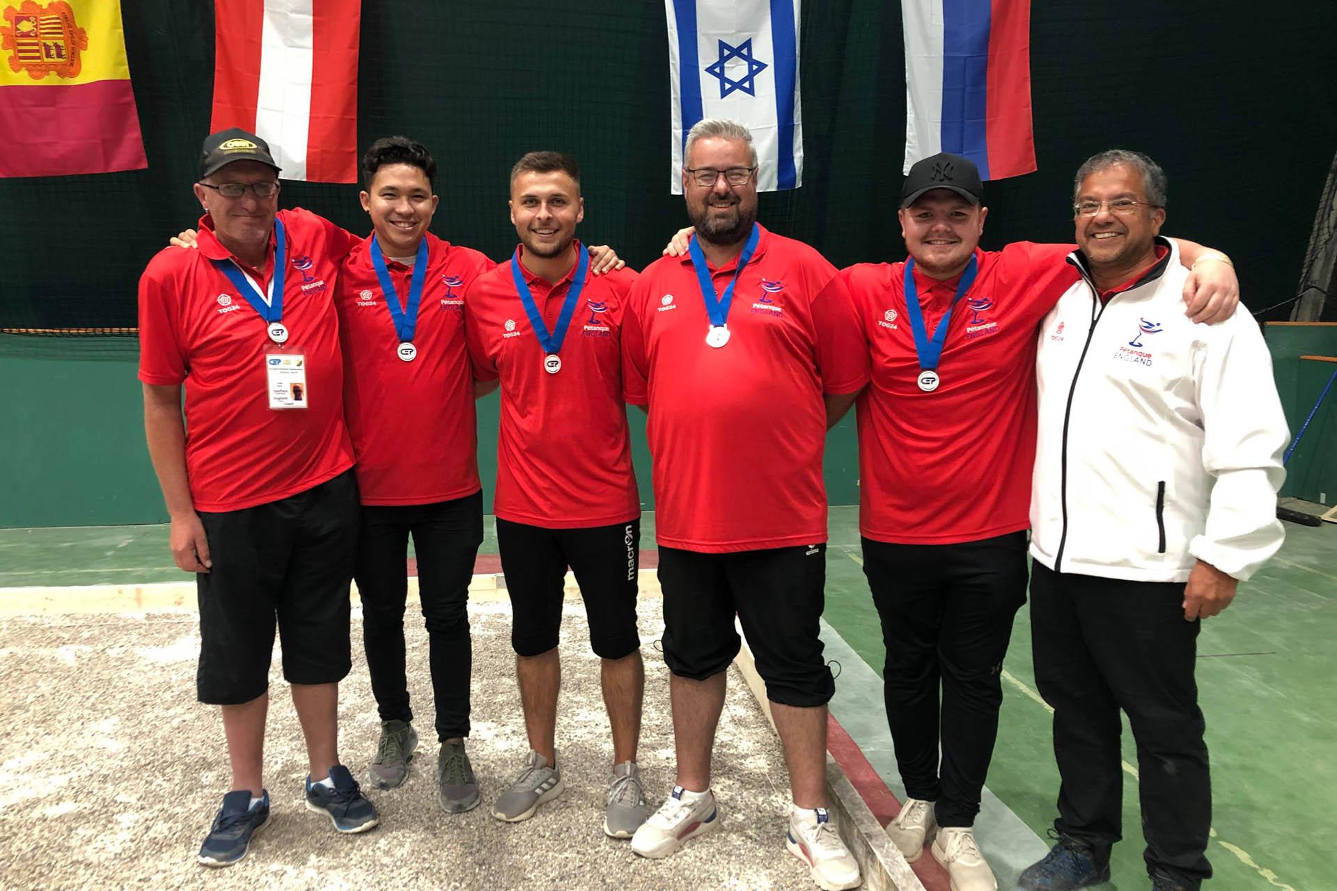 Men's Medals NC 2019