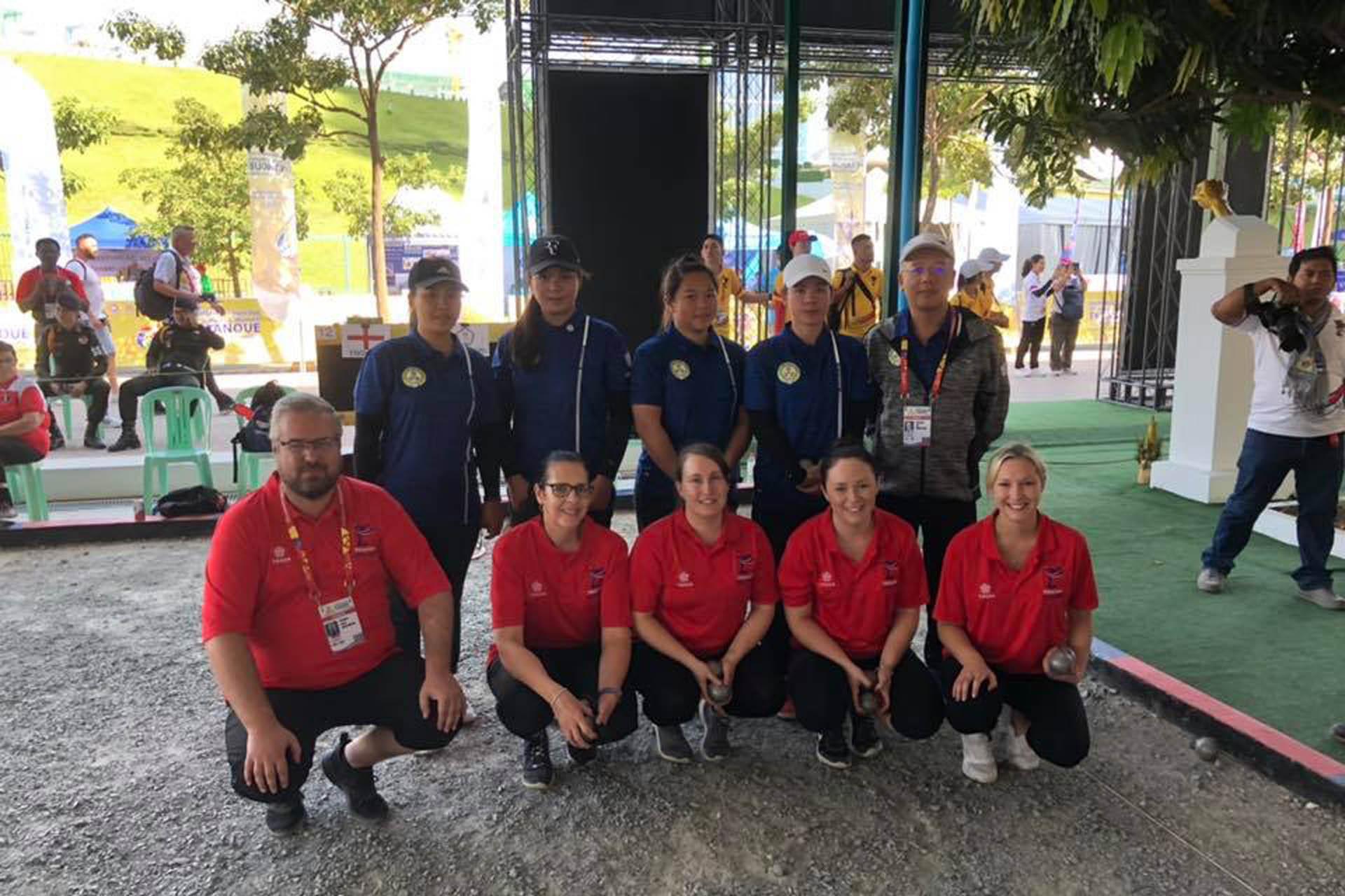 Women v Taipei 2019