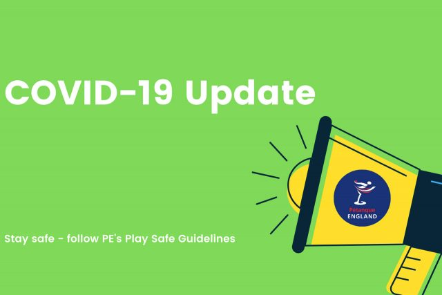 Latest COVID-19 update issued by the PE Board