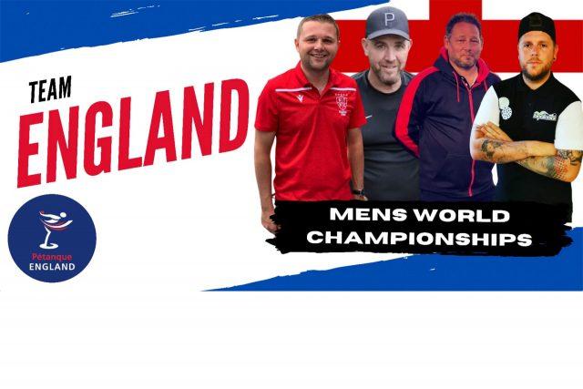World Championships – Men's Triples Team