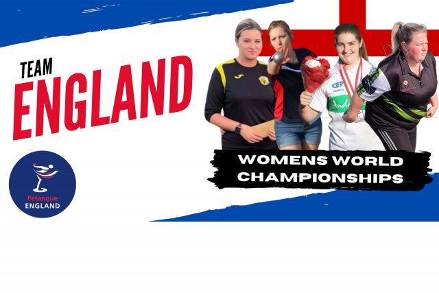 World Championships – Women's Triples Team